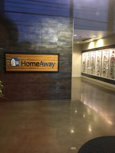 HomeAway is moving