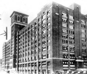 Historic Sears & Roebuck Building 1928