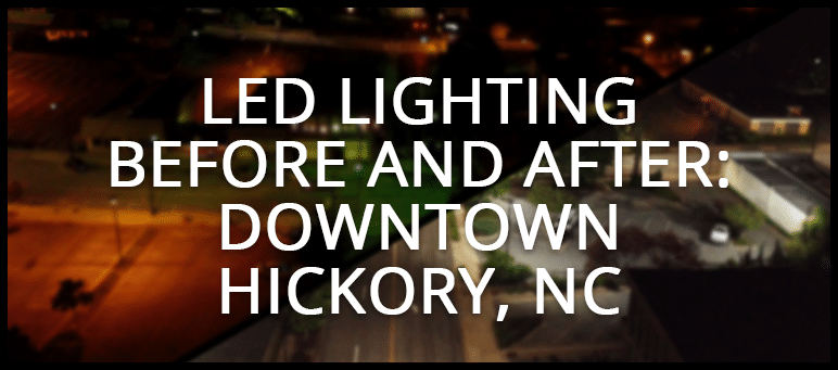 LED Lighting in Hickory, NC