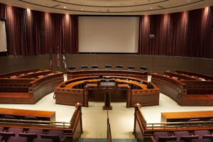 Fulton County Board of Commissioners Assembly Hall Renovation