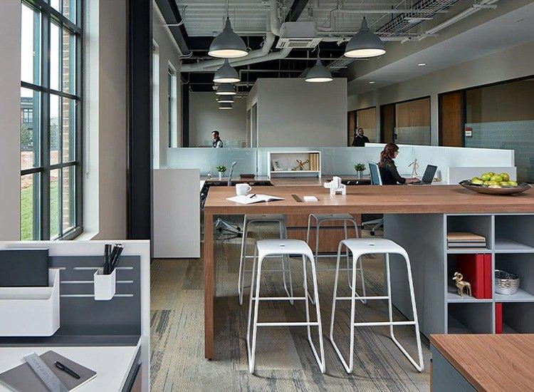 Milton city hall workplace technology