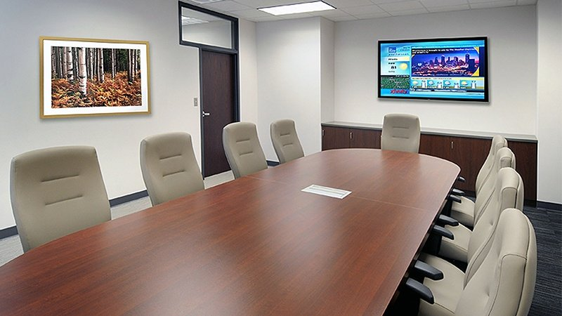 Paulding government conference room